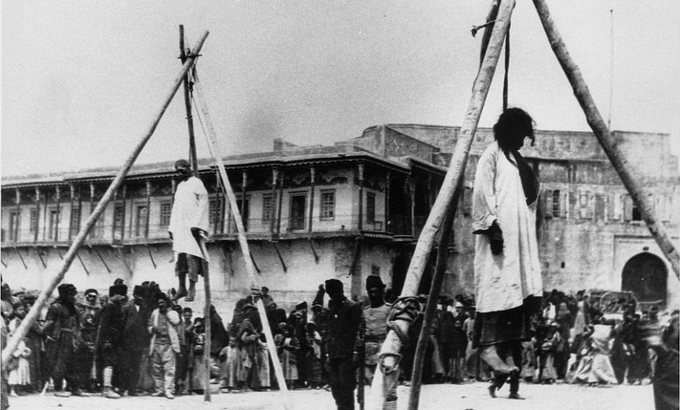 مذابح السيفو.. دم الأرمن المهدور في ذكراها الخامسة بعد المائة – صحيفة روناهي